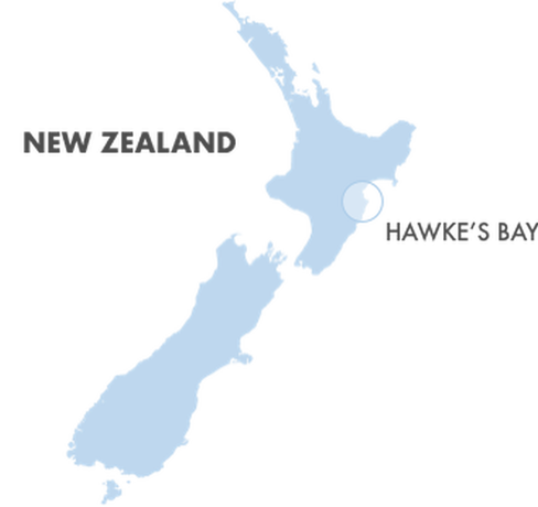 Hawke's Bay Map Overlay